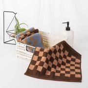 金号 HY1168 格拉斯哥/系列-6 两条毛巾两条方巾礼盒装 76*34cm、35*35cm 绿色