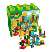 乐高 10864 我的游乐场创意积木盒    得宝系列 适合2-5岁
