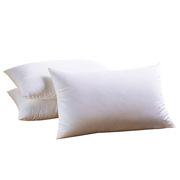 蔻姿 CZT00049 七星舒适安睡中枕罗斯(白)单只装 48*74cm 白色 透明PVC袋