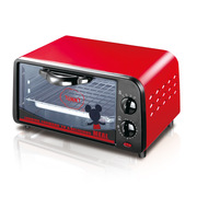 荣事达 RK-09F 烘培王电烤箱 690*440*575MM 红色