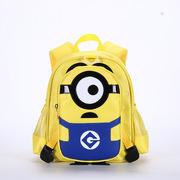 小黃人 XHR6806 幼兒書包-單眼  黃色