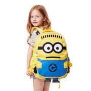 小黃人 XHR0907 幼兒書包-雙眼  黃色
