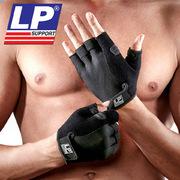 LP FT910 _L 健身手套  黑色