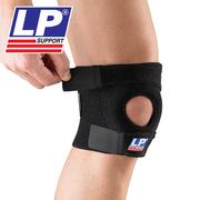 LP 788_L/XL 单片运动用可调式垫片护膝  黑色