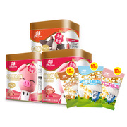 方广 STBFG001 肉酥3盒+小馒头30袋 100g*3盒+15g*30包