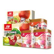 方广 STBFG005 蝴蝶面200g*2盒+肉酥100g*3盒 200g*2盒+100g*3盒