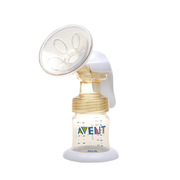 新安怡 SCF30020 PESISIS吸奶器(内含1奶瓶)30088 手动吸奶器