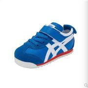 鬼冢虎 婴幼儿童鞋MEXICO 66 TS系列21码 13厘米 蓝色