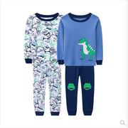 carter's 恐龍印花長袖T恤+長褲套裝2歲 90厘米 彩色