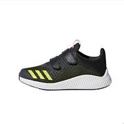 ADIDAS  男童 儿童跑步鞋 BB7779 33.5码 20.5厘米 黑色