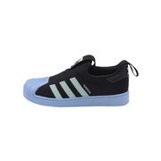 ADIDAS  男婴童(0-3岁)三叶草-经典鞋  AQ0205 27码 17厘米 灰蓝色