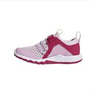 ADIDAS  女小童(5-10岁)儿童运动鞋 CQ1681 31码 19厘米 粉色