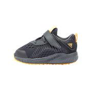 ADIDAS  男婴童(0-3岁)儿童鞋  B22558 21码 12厘米 黑灰色