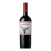 蒙特斯  蒙特斯经典赤霞珠红葡萄酒 750ml*2