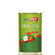 綠源井岡  有機冷榨山茶油 1L