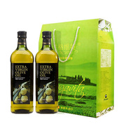 兰格维特  特级初榨橄榄油 1L*2
