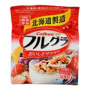 卡乐比  水果麦片 500g*2