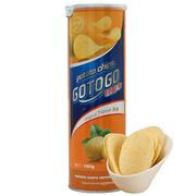 过山车  原味薯片 160g*7