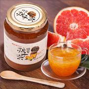 迪乐司  蜂蜜柚子茶 580g*4