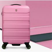愛華仕 OCX6130A 拉桿箱 20寸 粉色