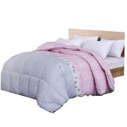 芳恩 FN-B418 梦幻伊甸园牛奶被 200*230cm 粉色 OPP袋+无纺布包