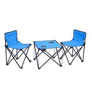 纵贯线 ST-04A 中号椅四件套 4PCS 蓝色 单品牛津包