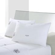 KENZO KZX-003 经典logo倍柔对枕 尺寸:48*74cm 白色