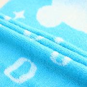 潔麗雅 8856A 聰明熊提花童巾 10條 混色
