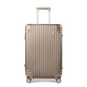 新秀丽 DB3*16001 经典铝箱登机行李箱  55/20 尺寸 :44.5*29.5*60CM 香槟金色