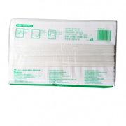 清风 B913A 三折擦手纸 200抽/包 20包/箱 绿色