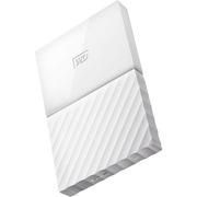 西部數據  移動硬盤 2TB 白色 My Passport 2.5英寸 WDBS4B0020BWT