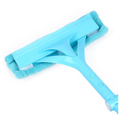 宝优妮 DQ9030-13 伸缩双面擦窗器 67cm×29cm×6.5cm 蓝色 纸盒包装 旋转刷头、清洁方便、可伸缩设计