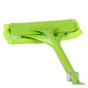 宝优妮 DQ9030-14 伸缩双面擦窗器 67cm×29cm×6.5cm 绿色 纸盒包装 旋转刷头、清洁方便、可伸缩设计