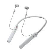 索尼 WI-C400 藍牙耳機 170g 白色