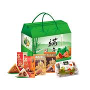 五芳斋  一统粽子礼盒 粽子*8;咸鸭蛋*6 原色