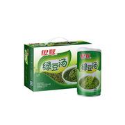 银鹭  绿豆汤 整箱 370g*12罐 原色