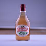 Eulla  尤娜充氣果汁飲料(蘋果+蔓越莓汁) 750 ml*2瓶