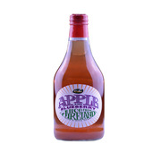 Eulla  尤娜充氣果汁飲料(蘋果藍莓味) 750 ml*12瓶
