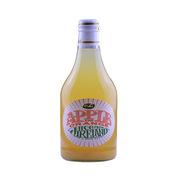 Eulla  尤娜充气果汁饮料(苹果橙汁味) 750 ml*12瓶