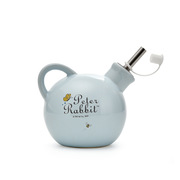 比得兔 PR-T768 320ml陶瓷油醋瓶调料瓶套装 114*97*97mm 混色