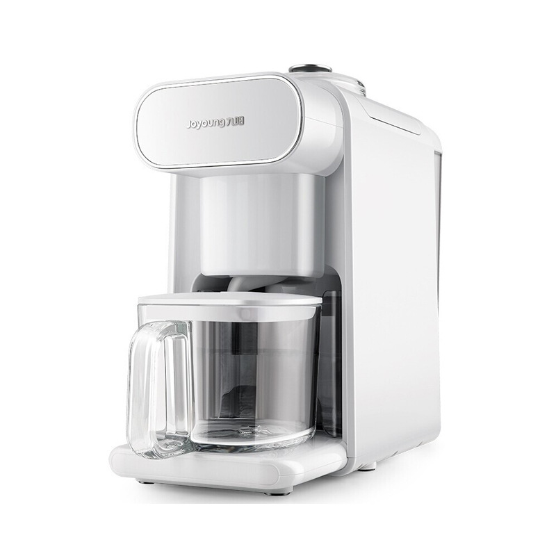 九阳 DJ06R-Kmini(白) 多功能豆浆机 0.6L 白色  按台销售
