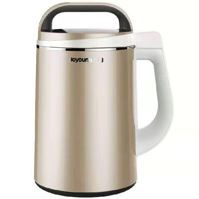 九阳 DJ13B-N620SG 豆浆机 230×173×315mm 钛金色  蒸煮一体 按台销售